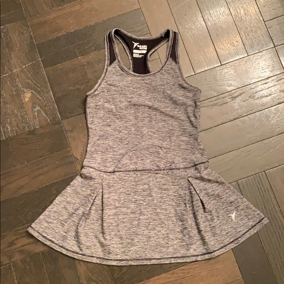 Old Navy Dresses   42 Old Navy Girls Active Tennis Dress   Poshmark
